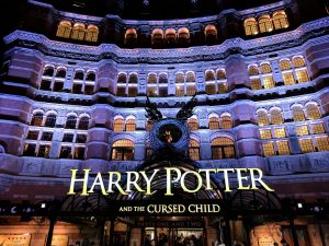 Illustration spectacle Harry Potter